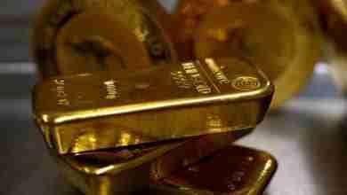 Photo of الذهب يتراجع مع قوة الأسهم رغم دعم عقوبات إيران