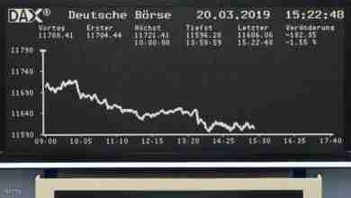 "Photo of أزمة ""هواوي"" تلقي بظلالها على الأسهم الأوروبية"