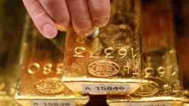 Photo of الذهب يرتفع مع هبوط الدولار